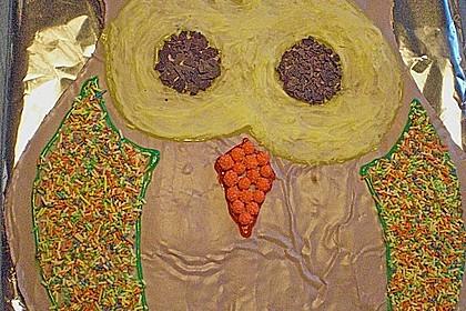 Lila Kuhflecken - Kuchen 8