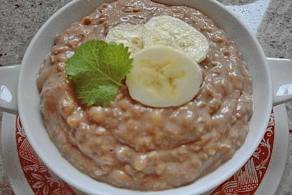 Bananen - Schokoladen - Frühstück 13