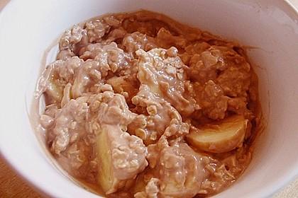 Bananen - Schokoladen - Frühstück 10