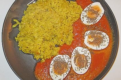Curry - Eier