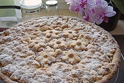 Apfeltorte / Apfelkuchen mit Apfelmus 10
