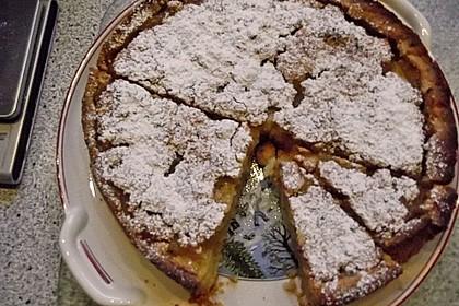 Apfeltorte / Apfelkuchen mit Apfelmus 54