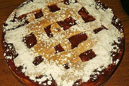 Apfeltorte / Apfelkuchen mit Apfelmus 41