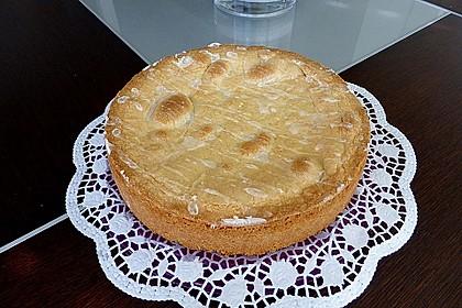 Apfeltorte / Apfelkuchen mit Apfelmus 39