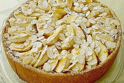 Fruchtiger Apfelkuchen 4