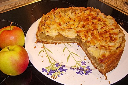 Fruchtiger Apfelkuchen 16