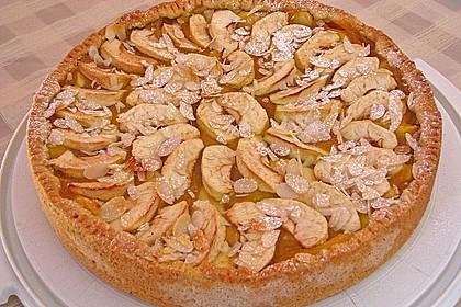 Fruchtiger Apfelkuchen 8