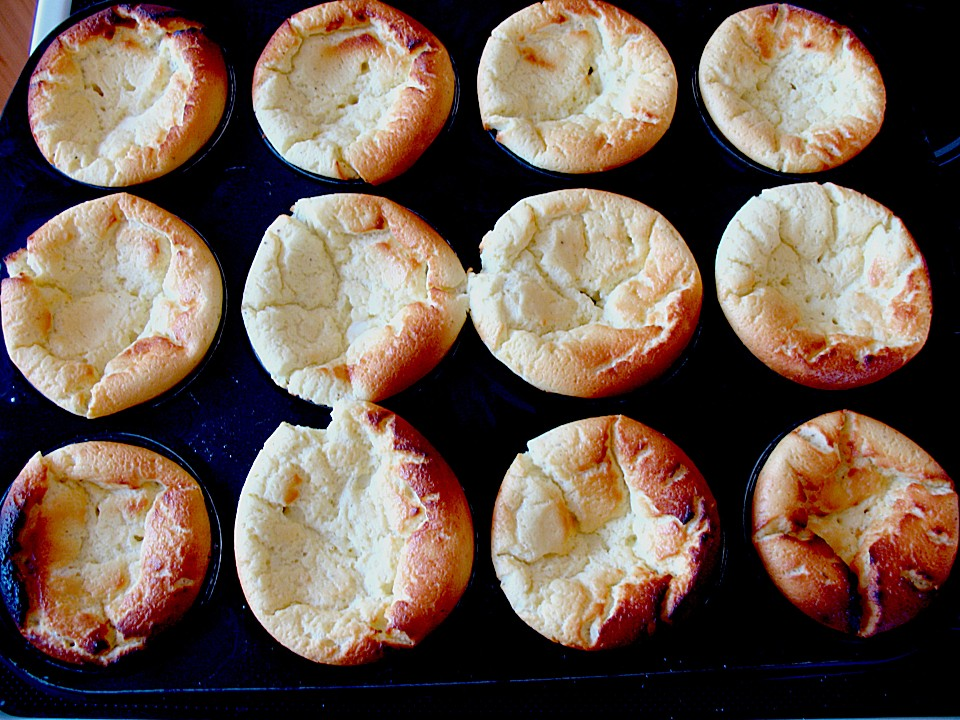 Himbeer - Käsekuchen - Muffins (Rezept Mit Bild) | Chefkoch.De