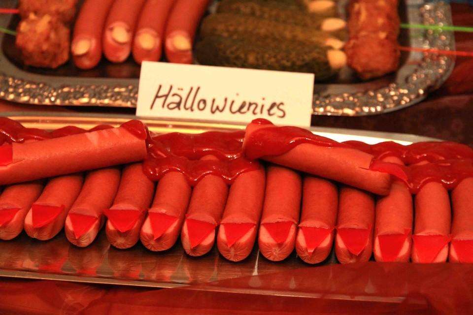 Finger halloween Rezepte   Chefkoch.de