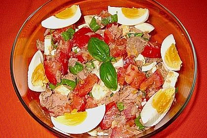 Thunfisch - Salat italienische Art 7
