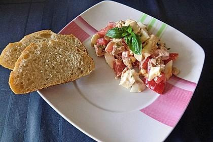 Thunfisch - Salat italienische Art 8