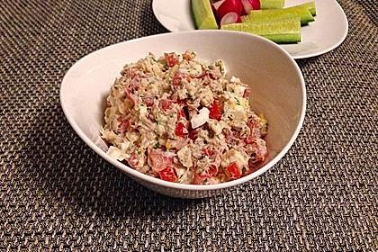 Thunfisch - Salat italienische Art 9