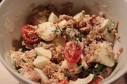 Thunfisch - Salat italienische Art 6