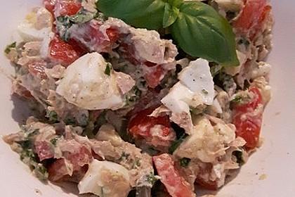 Thunfisch - Salat italienische Art 11