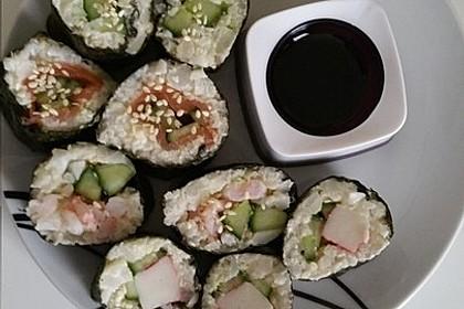 Low Carb Sushi 1