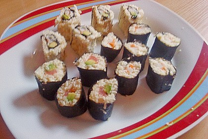 Low Carb Sushi 17