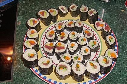 Low Carb Sushi 5