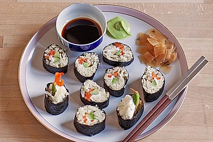 Low Carb Sushi 4