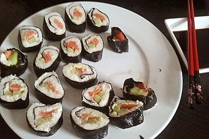 Low Carb Sushi 16