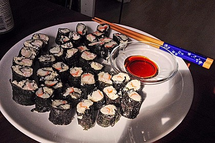 Low Carb Sushi 13