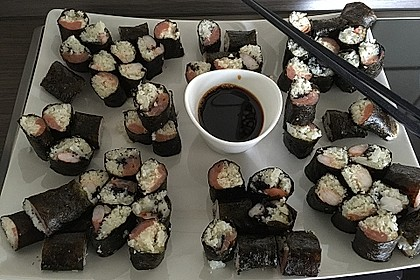 Low Carb Sushi 9