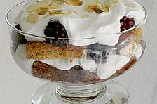 Brownie - Brombeer - Trifle