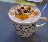'Heiße Oma' - heißer Kakao mit Eierlikör