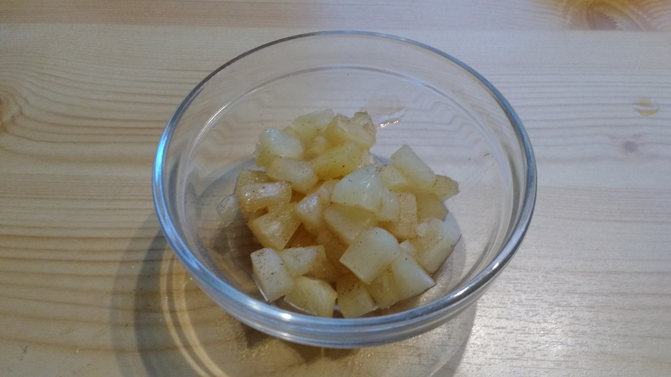 Gegrillte Ananas 1