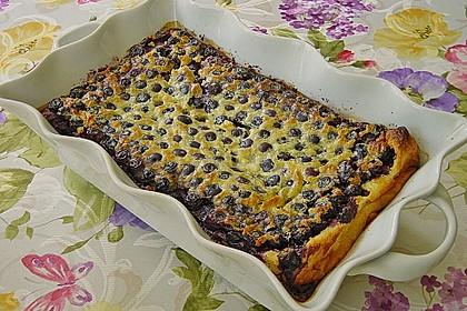 Heidelbeerpfannkuchen 1