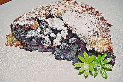 Heidelbeerpfannkuchen 7