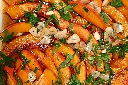 Kürbis-Minz-Salat 13