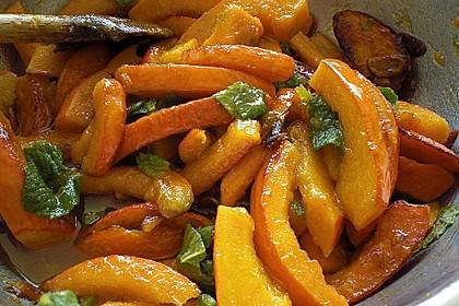 Kürbis-Minz-Salat 6