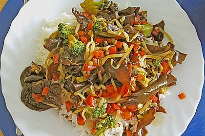 Vegetarisches Chop Suey alla Exuna 2