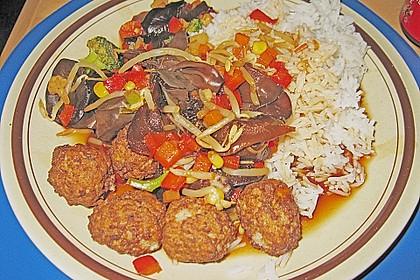 Vegetarisches Chop Suey alla Exuna 4