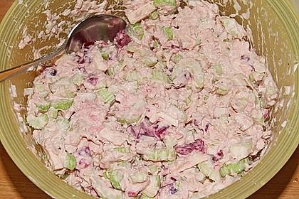 Thunfischsalat mit Äpfeln und Stangensellerie 11