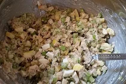 Thunfischsalat mit Äpfeln und Stangensellerie 14