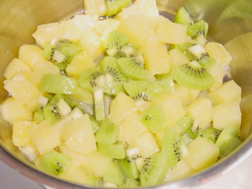 italialadys ananas kiwi marmelade von italialady. Black Bedroom Furniture Sets. Home Design Ideas