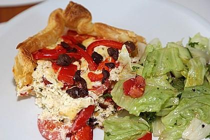 Tomaten-Schafskäse-Quiche 6