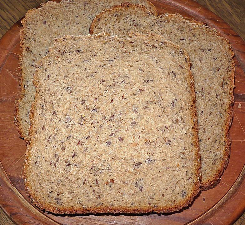 Brot selber backen rezept brotbackautomat