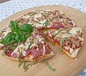 Fladenbrot - Pizza