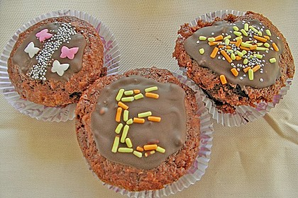 Schoko - Toffifee - Muffins 25