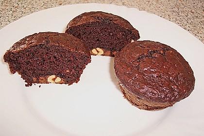 Schoko - Toffifee - Muffins 21
