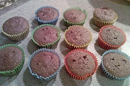 Schoko - Toffifee - Muffins 45