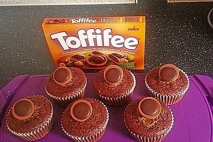 Schoko - Toffifee - Muffins 9