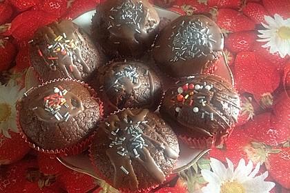 Schoko - Toffifee - Muffins 42