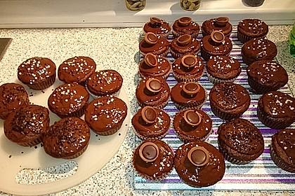 Schoko - Toffifee - Muffins 11