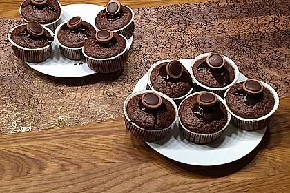 Schoko - Toffifee - Muffins 8