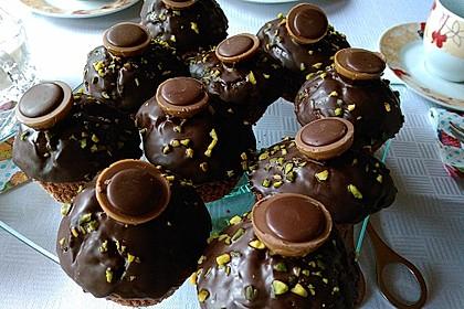 Schoko - Toffifee - Muffins 15