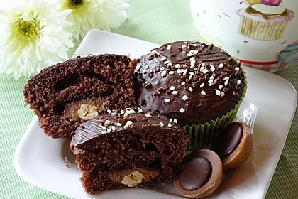 Schoko - Toffifee - Muffins 1