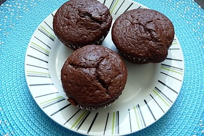 Schoko - Toffifee - Muffins 23
